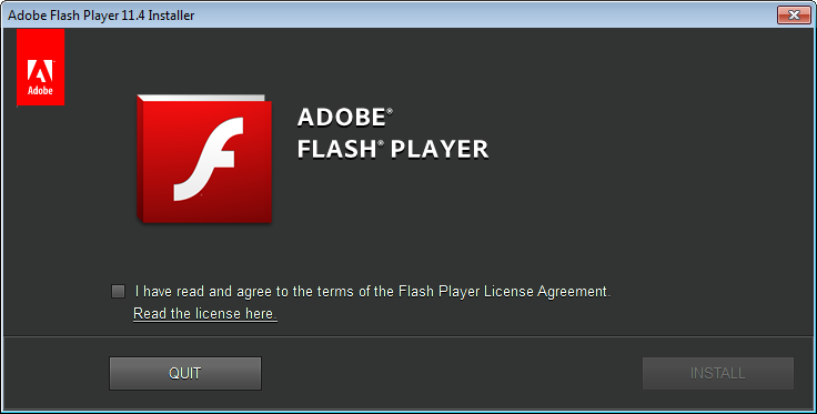 Adobe Flash Player Windows 10 Security Update Internet