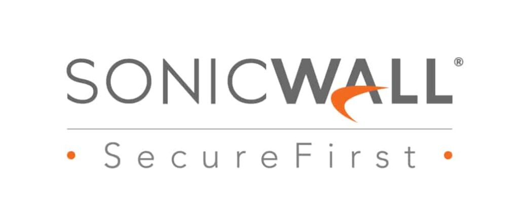 SonicWall Security SecureFirst Partner